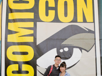 San Diego Comic Con 2015.