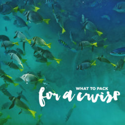 What to Pack for a Cruise | 7 Days in a Carry On