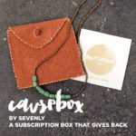 Causebox by Sevenly – A Subscription Box that Gives Back