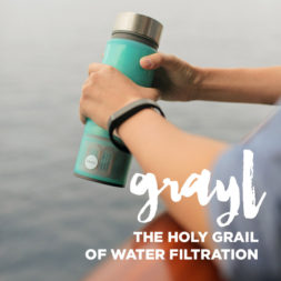 Grayl – The Holy Grail of Water Filtration