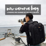 Our New Camera Bag: LowePro Pro Runner BP 350 AW II