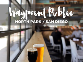 Waypoint Public North Park Bar and Restaurant.