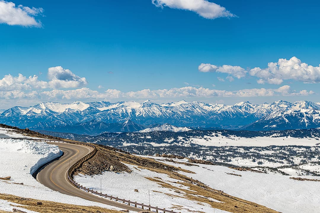 Beartooth Scenic Highway + 21 Best Road Trips in USA