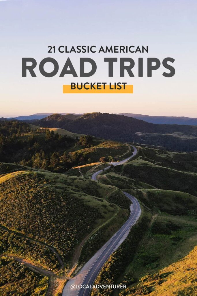 21 Best Road Trips in USA