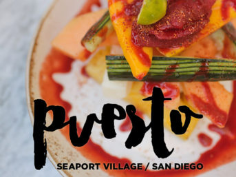 Puesto San Diego - Where to Eat in San Diego.