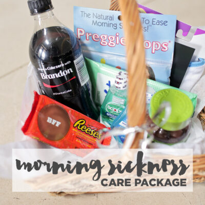 Ease Morning Sickness Care Package.