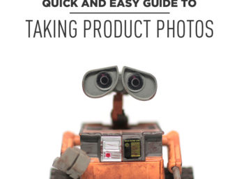 Quick and Easy Guide on How to Take Product Photos.