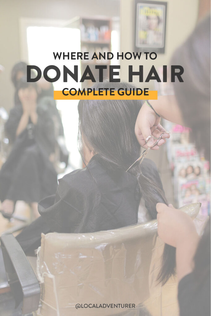 Your Complete Guide on How to Donate Hair + The Best Hair Donation Organizations