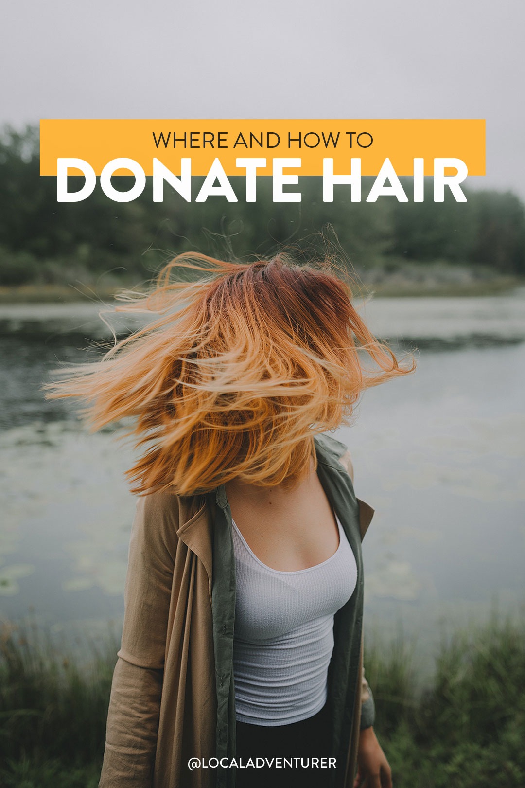 Where and How to Donate Hair