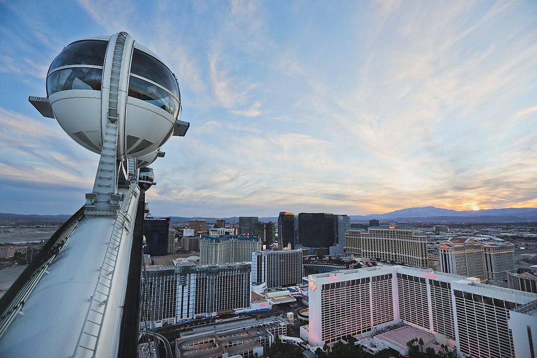 The High Roller Las Vegas – Biggest Ferris Wheel in the World