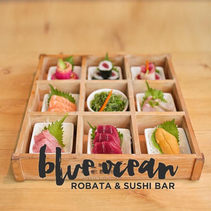 Blue Ocean Robata & Sushi Bar / Carlsbad Restaurants
