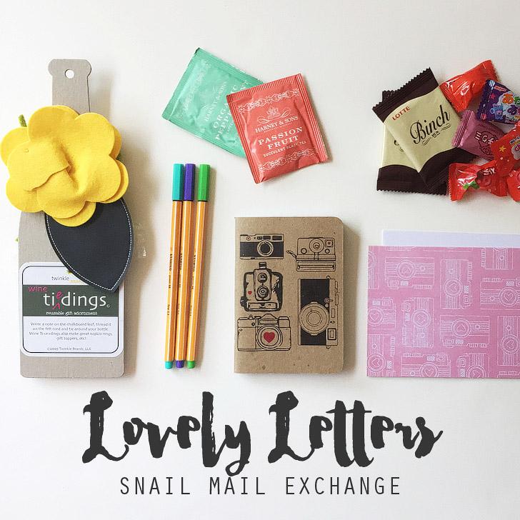 Lovely Letters 15 – A Snail Mail Blog Community