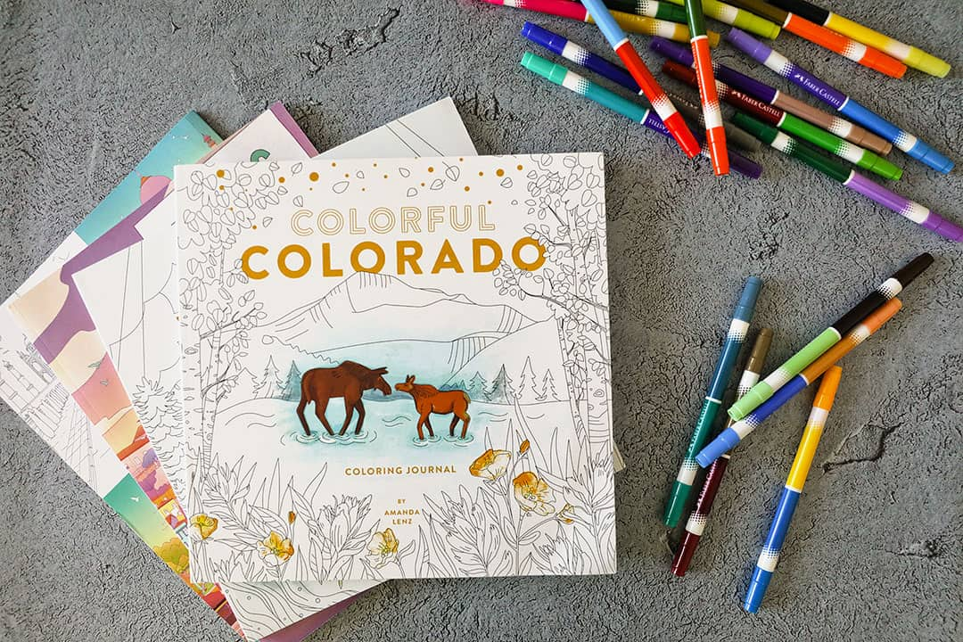11 Best Adult Coloring Books for the Travel Obsessed