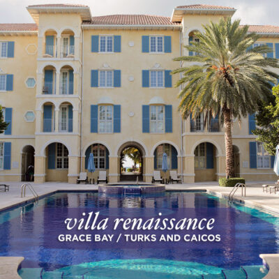 Villa Renaissance Turks and Caicos Hotel Review.