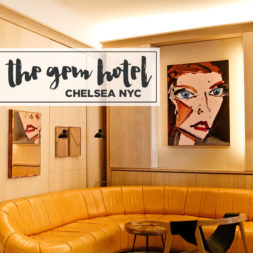 New York Vibes at the Gem Hotel Chelsea NYC