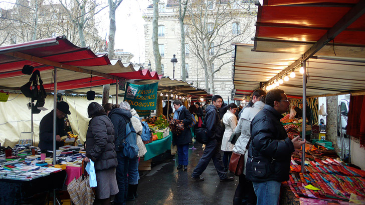 Marche Monge Paris (25 Best Markets in the World to Add to Your Bucket List).