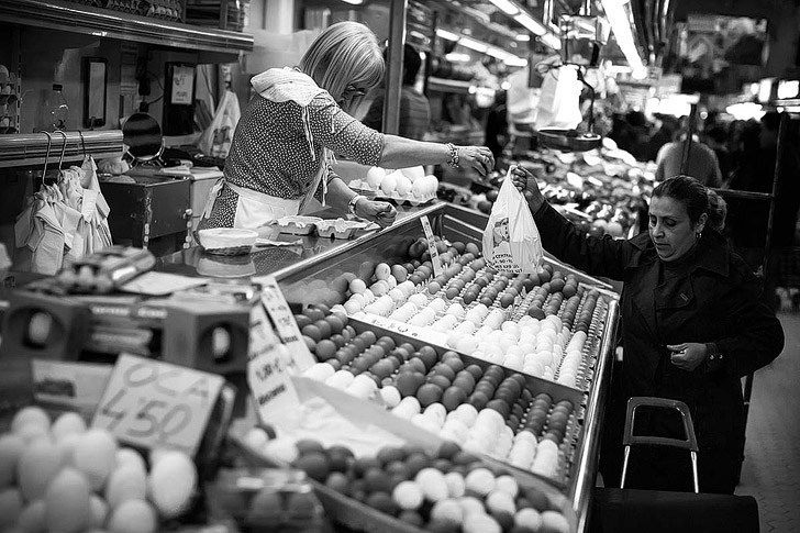 Mercat Central Valencia (25 Best Markets in the World to Add to Your Bucket List).
