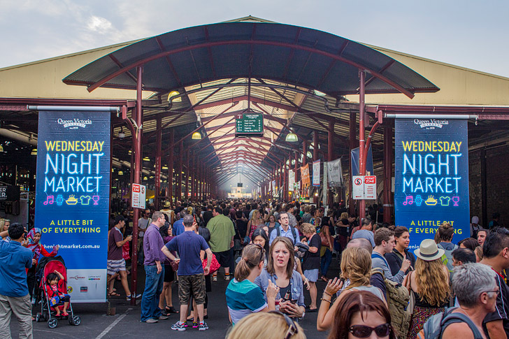 Queen Victoria Market Melbourne (25 Amazing Markets in the World to Add to Your Bucket List).