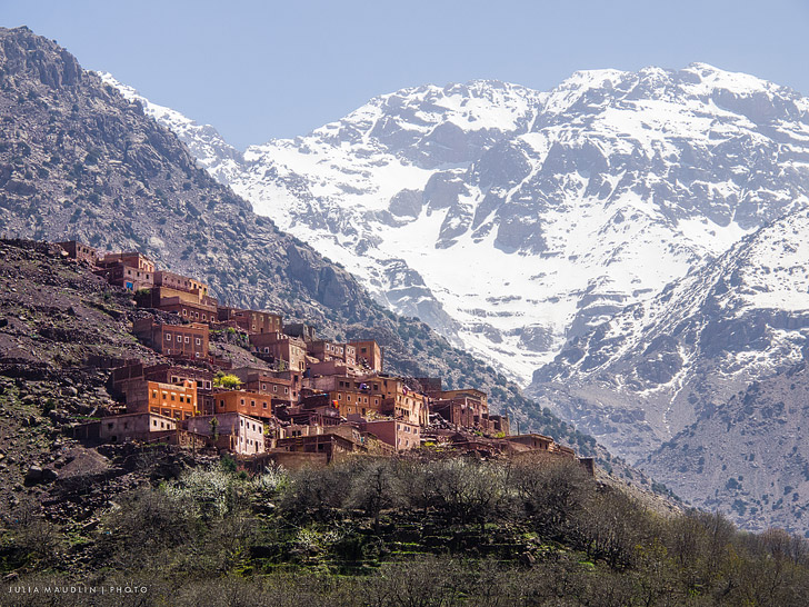 Atlas Mountains (21 Amazing Things to Do in Morocco).