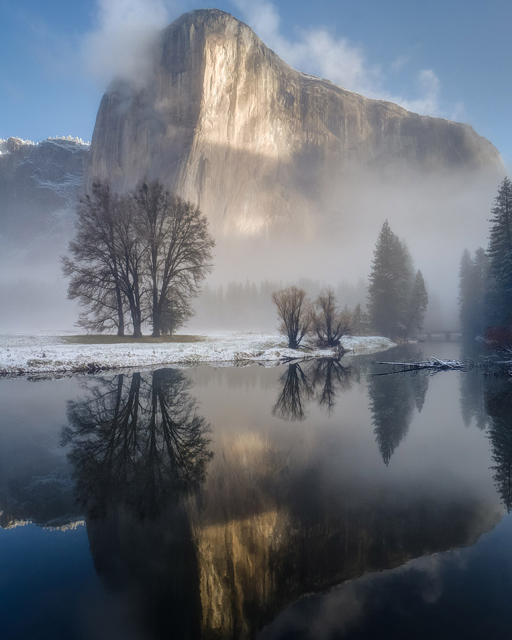 El Capitan + Yosemite Falls + 15 Best Things to Do in Yosemite National Park That Will Take Your Breath Away - Best Places to Visit in Yosemite + Places to See in Yosemite // localadventurer.com