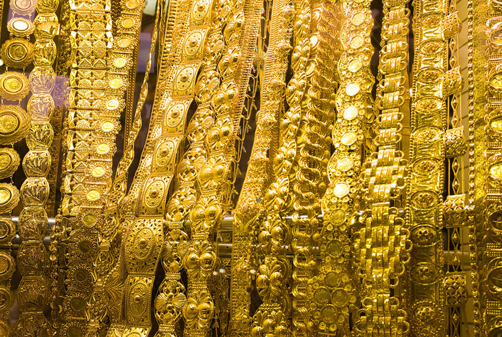 Gold Souq in Dubai (25 Best Markets in the World to Add to Your Bucket List).