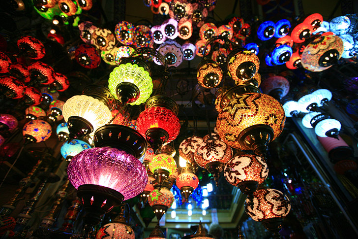 Grand Bazaar Istanbul Turkey (25 Best Markets in the World to Add to Your Bucket List).