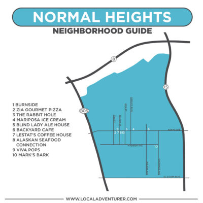 Normal Heights San Diego Neighborhood Guide.