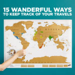 15 Wanderful Ways to Track Your Travels