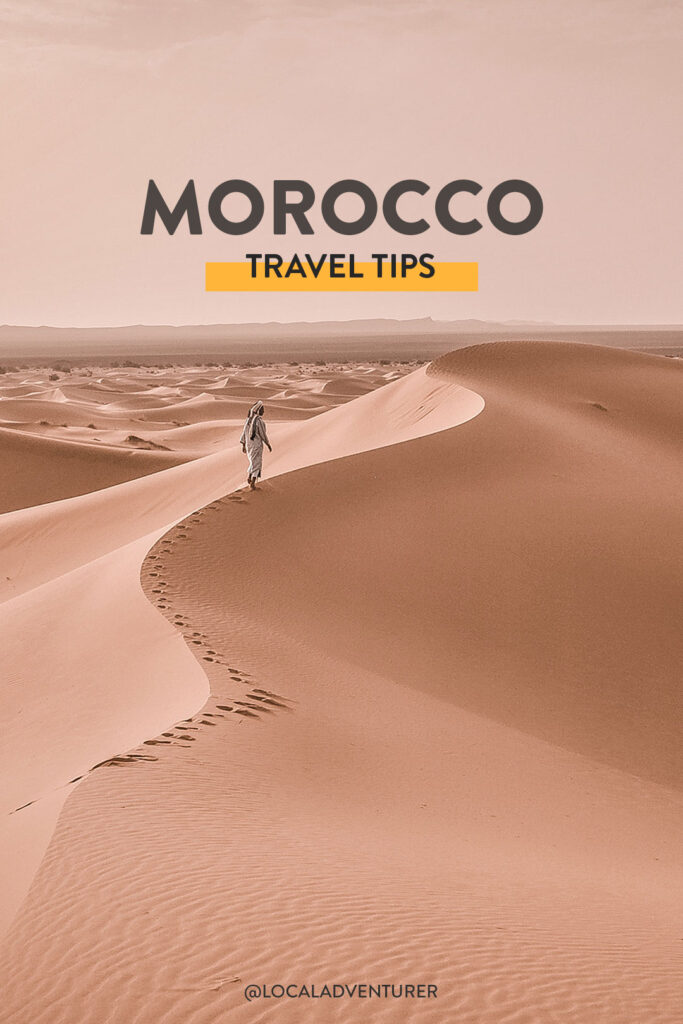 Essential Travel Morocco Tips
