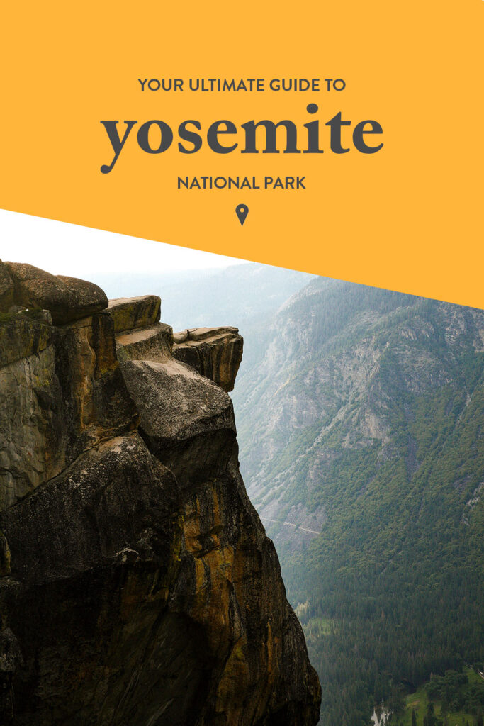 Your Essential Yosemite Guide for First Timers - Unique Things to do in Yosemite + Yosemite Activities // localadventurer.com