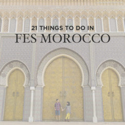 21 Unique Things to Do in Fes Morocco