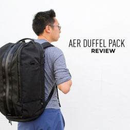 Aer Duffel Pack Review