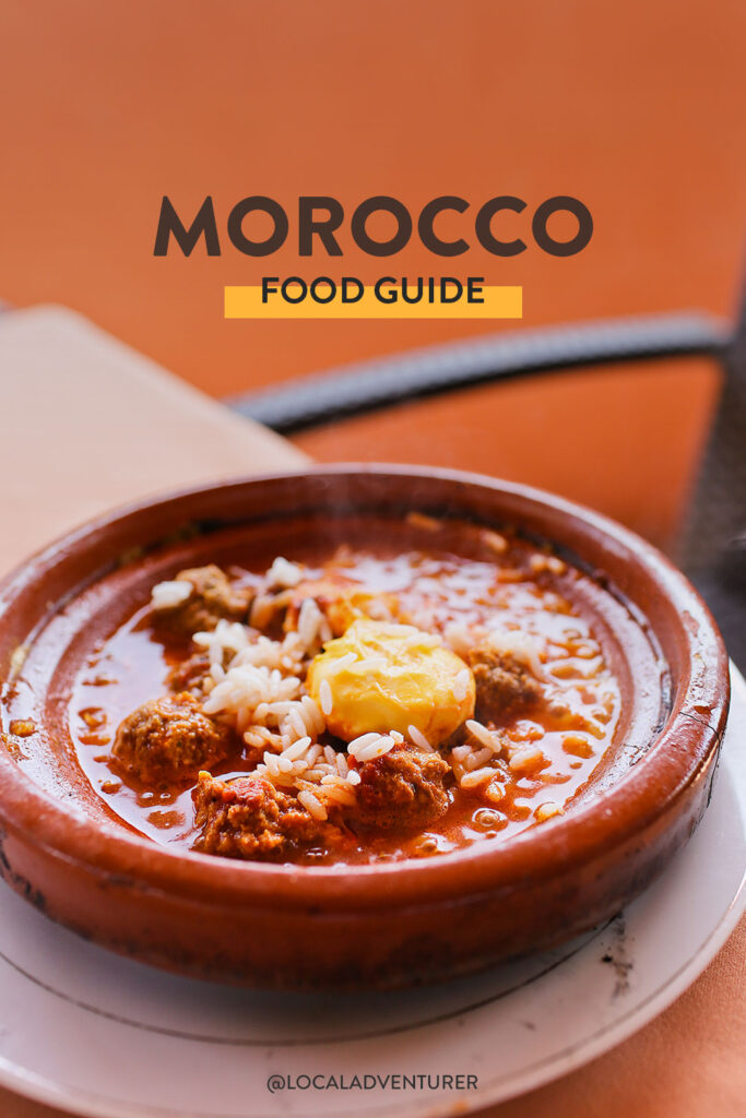 Best Moroccan Food