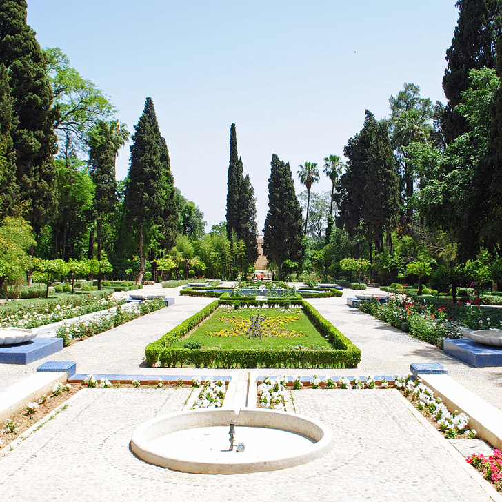 Bou Jeloud Gardens (21 Amazing Things to Do in Fes Morocco).