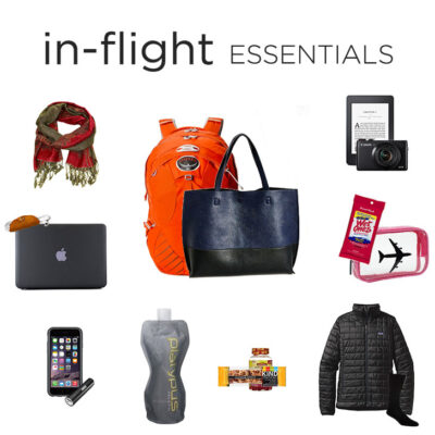 15 Carry On Essentials for You to Take on Every Flight.