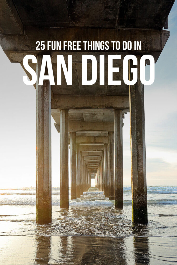 25 Fun Free Things to Do in San Diego California