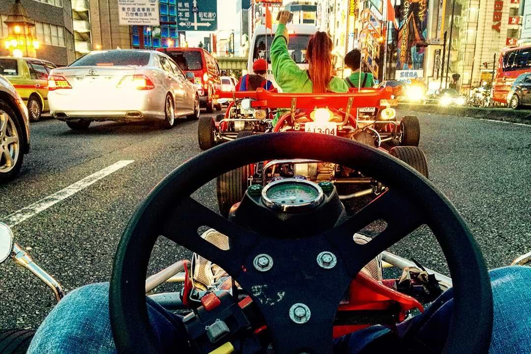 Go Kart Tokyo