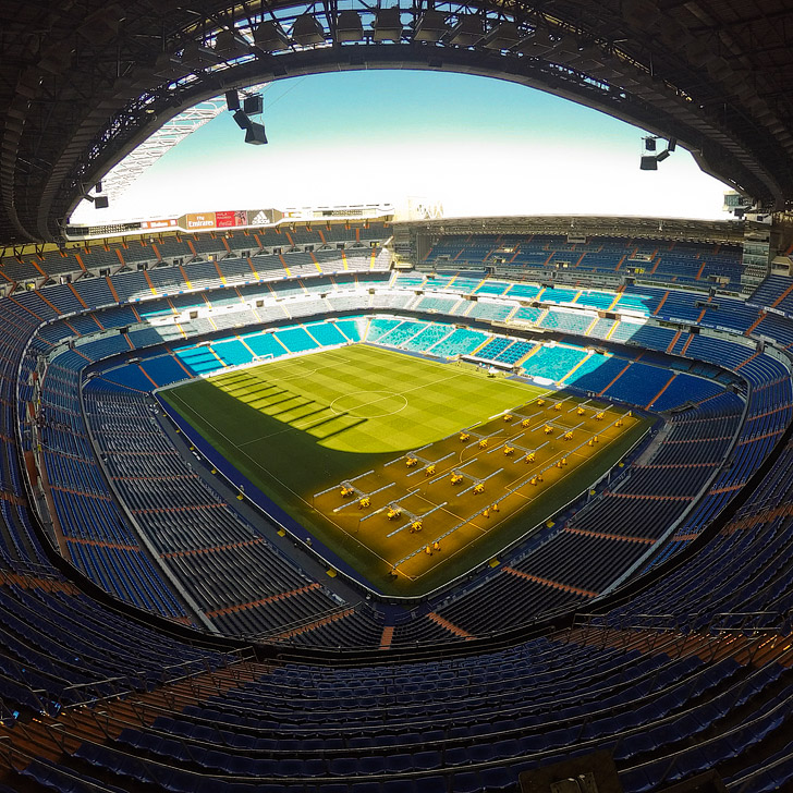Santiago Bernabéu Stadium Tour (21 Remarkable Things to Do in Madrid Spain).