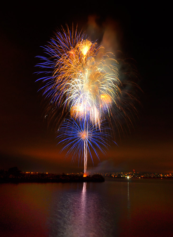 SeaWorld Fireworks San Diego (25 Free Things to Do in San Diego).