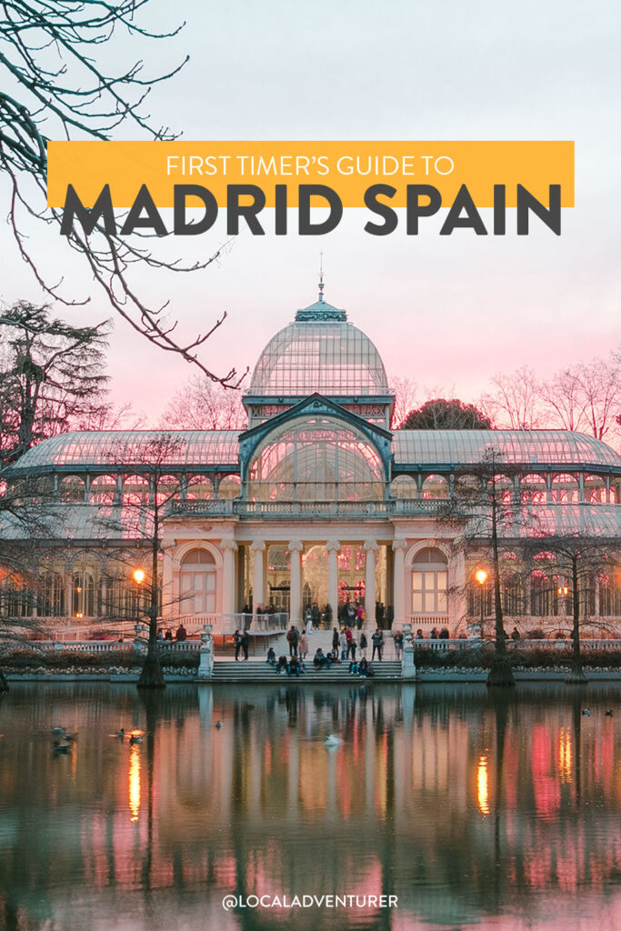 21 Madrid Attractions You Can't Miss