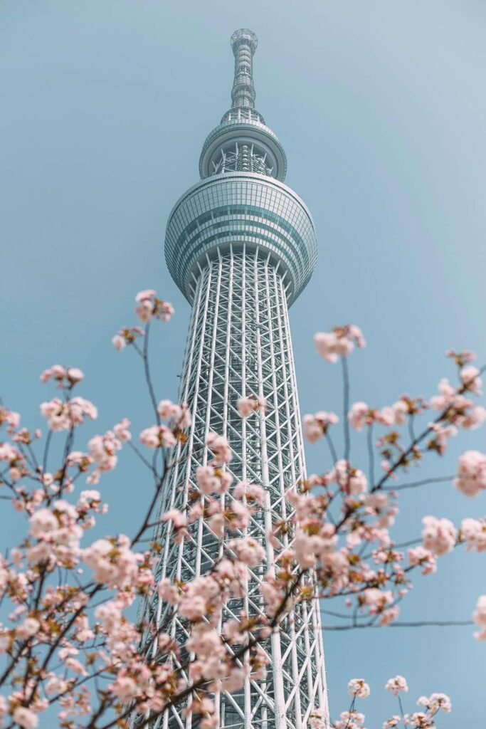 Tokyo Skytree + 15 Incredible Things to Do in Tokyo Japan