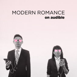 Aziz Ansari Modern Romance is Better on Audiobook!