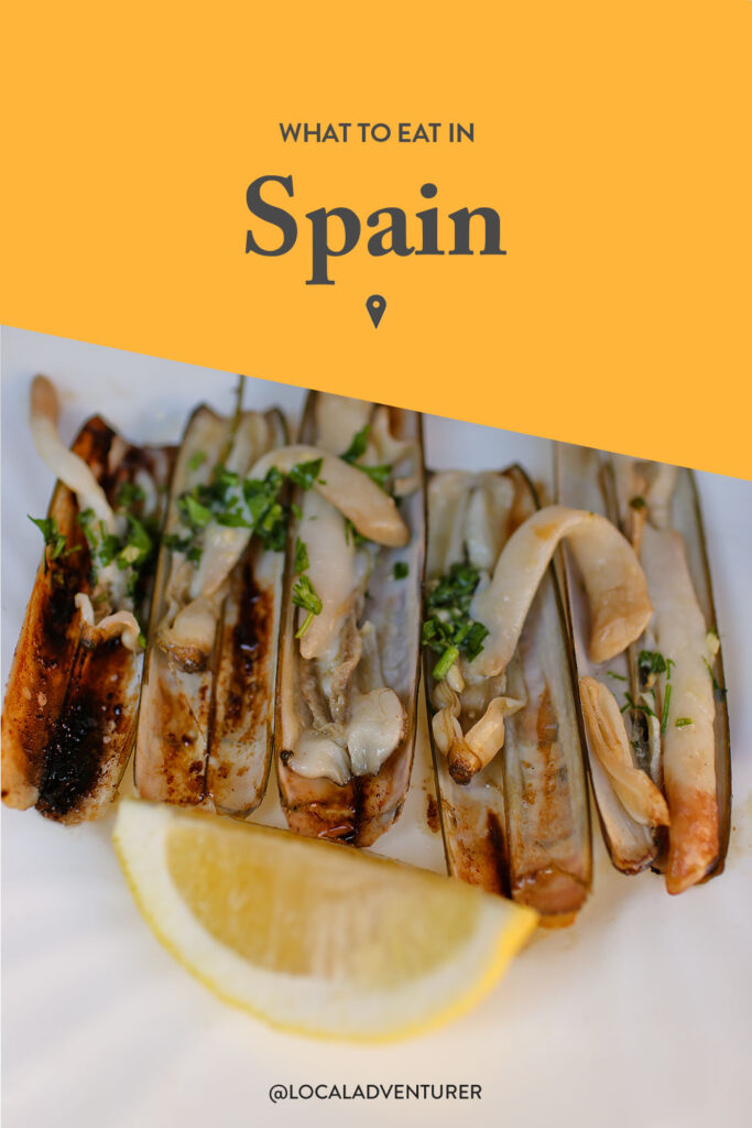Best Food in Spain - 15 Spanish Dishes You Must Try