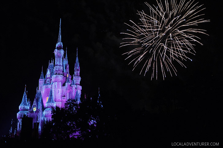 Christmas at Disney World (15 Best Places to Celebrate Christmas in the US).