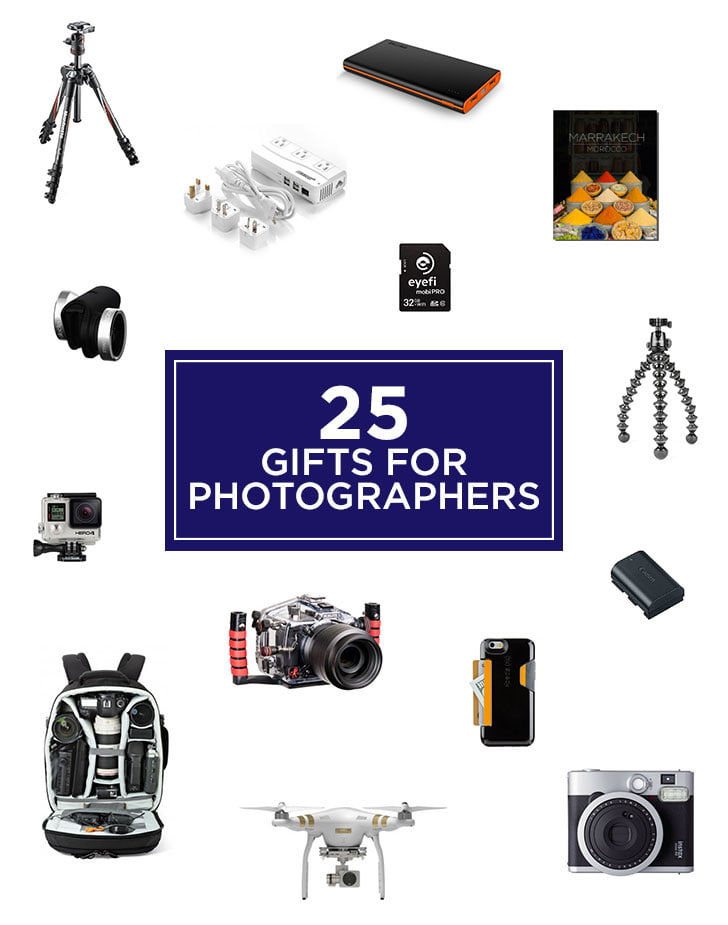 25 Amazing Christmas Gifts for Photographers