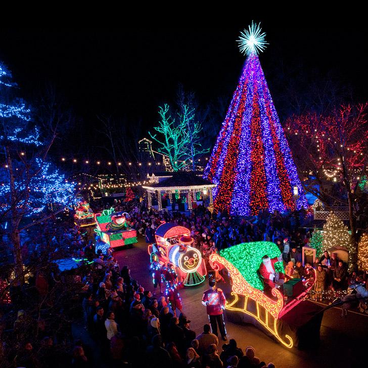 Best Christmas Lights In Kansas City