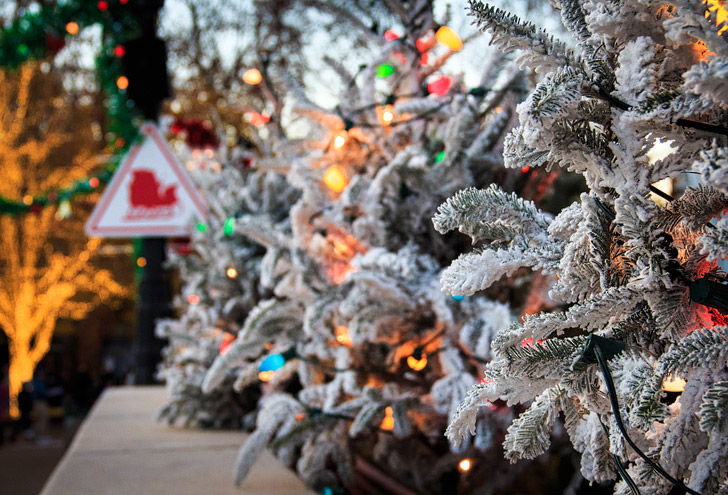 Christmas in Williamsburg Virginia (15 Best Places to Celebrate Christmas in the US).