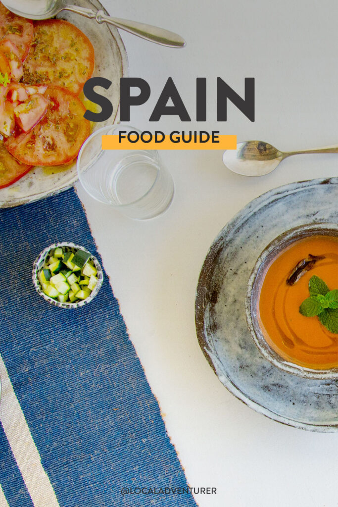 15 Most Famous Food in Spain to Try on Your Visit