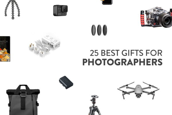 25 Best Gifts for Photographers