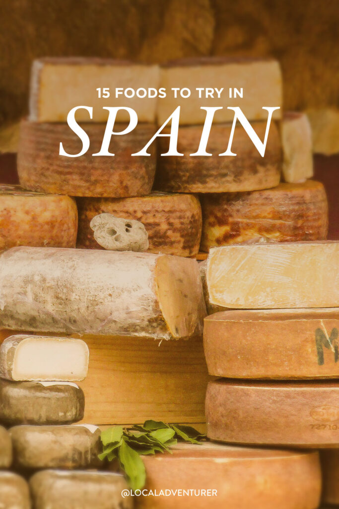Typical Spanish Food - 15 Food to Try in Spain on Your Next Visit